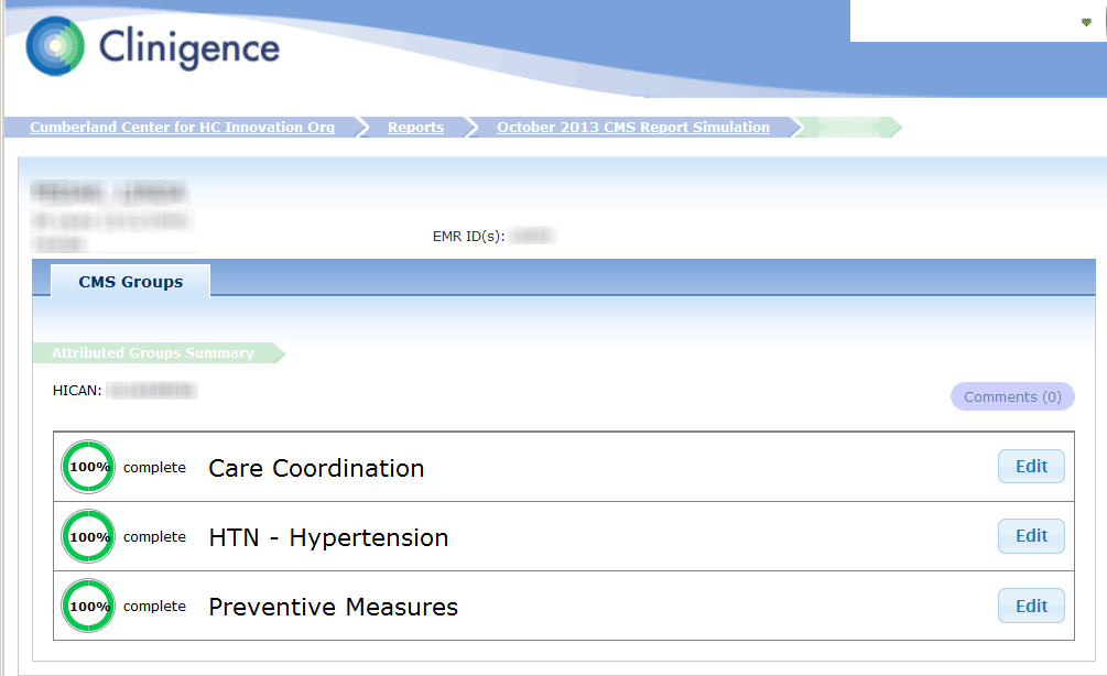 ACO Quality Registry