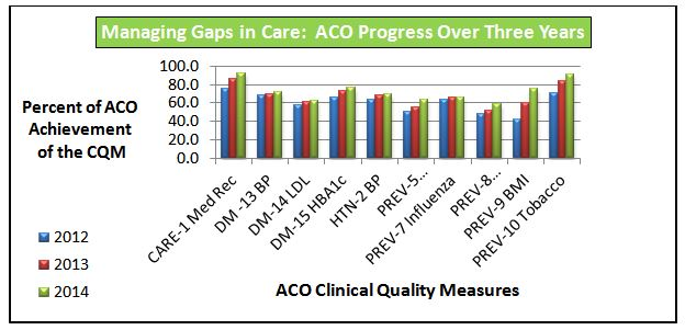 Featured White Paper: ACO Performance Model
